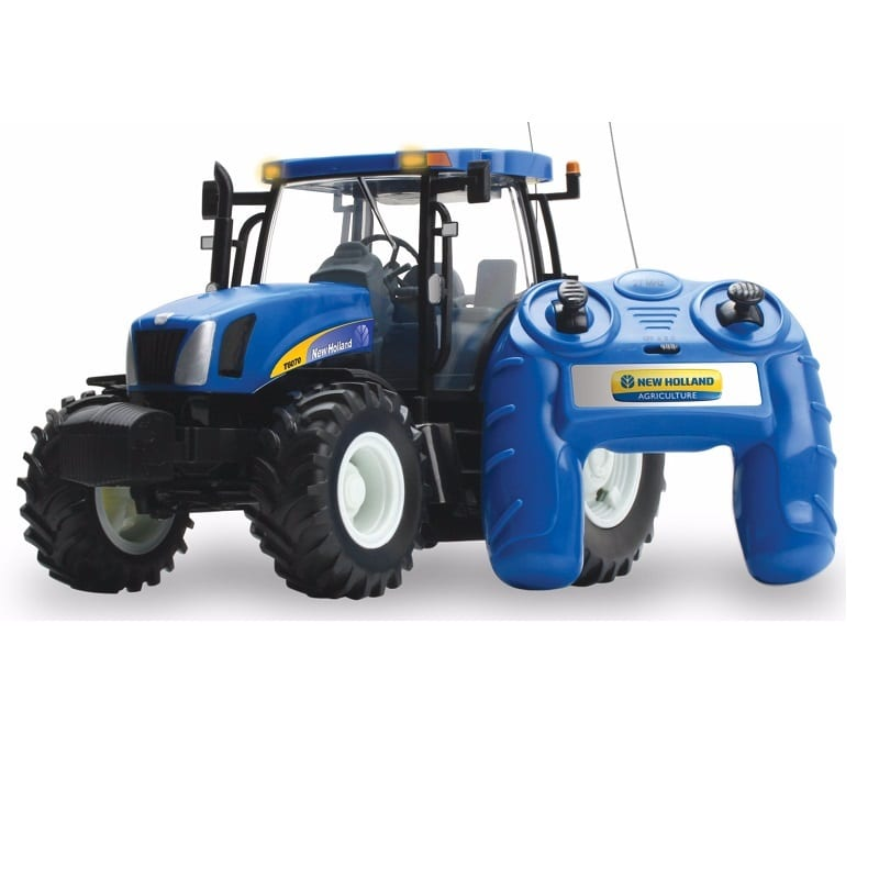 Tractor With Radio : Britains new holland radio controlled tractor wadswick