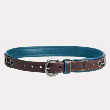 Noble On The Bit Belt - Deep Turquoise