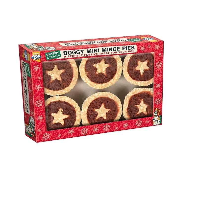 Good Boy Doggy Mini Mince Christmas Pies