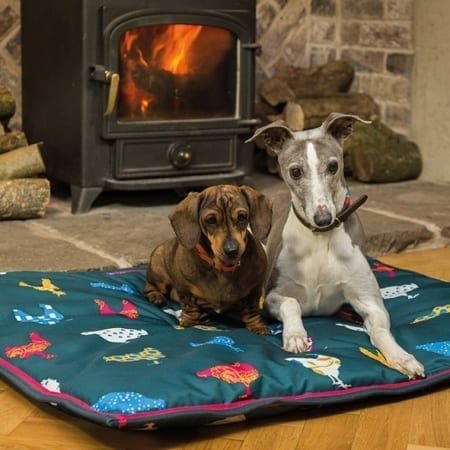 Shires Digby & Fox Waterproof Dog Beds