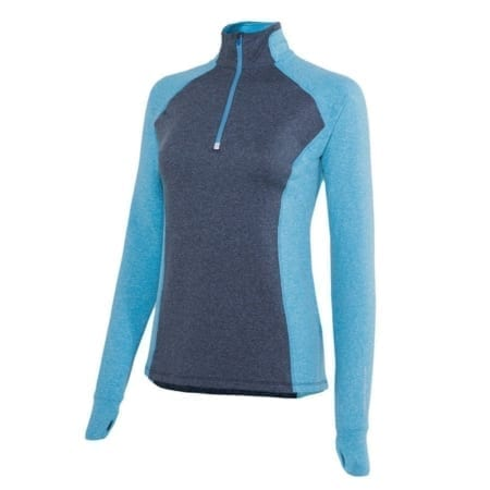 Noble Athena 1/4 Zip Top