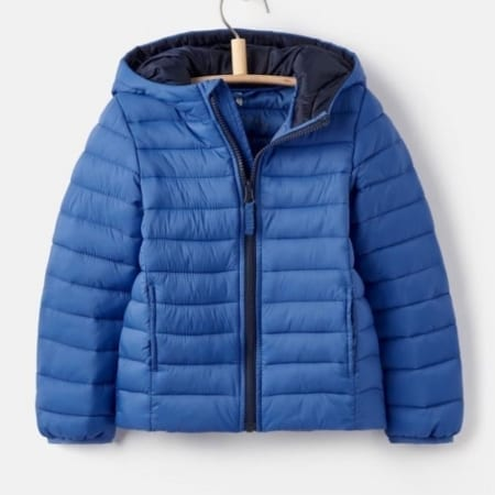 Joules Junior Cairn Packaway Padded Jacket