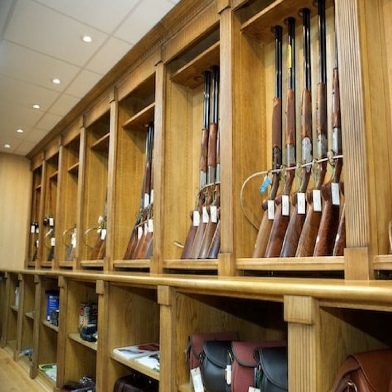 Services at Wadswick Gun Room - Gun Servicing