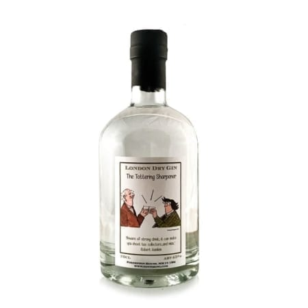 Tottering By Gently London Dry Gin