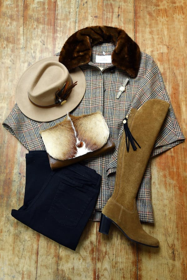 Cheltenham Festival Outfit - What to wear to Cheltenham Festival - Hicks and Brown, Pinta, Fairfax & Favor, Joules