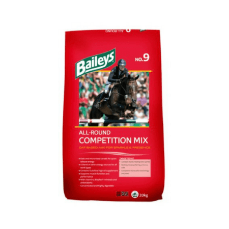 Baileys All-Round Competition Mix