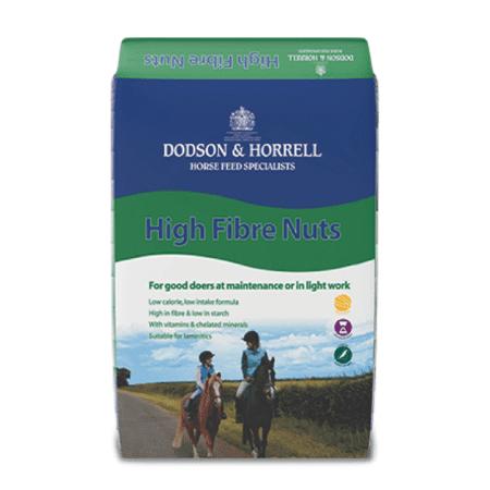 Dodson & Horrell Hi-Fi Nuts