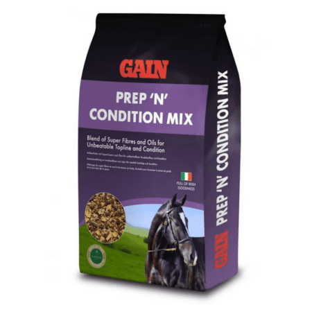 Gain Prep 'N' Condition Mix