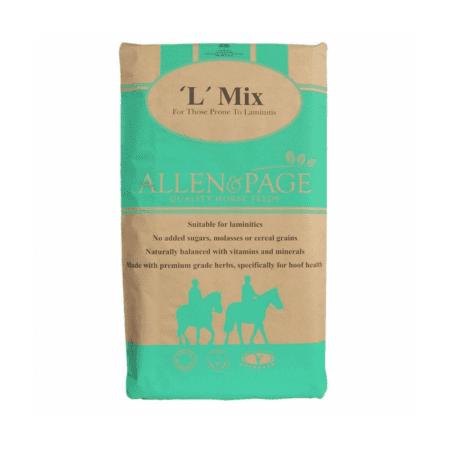 Allen & Page L Mix