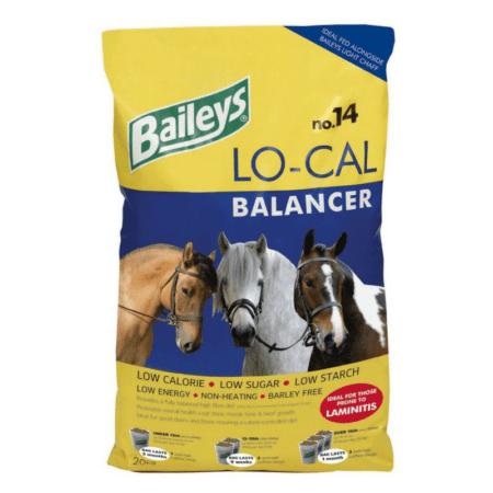 Baileys No. 14 Lo-Cal