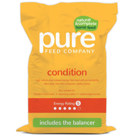 Pure Feed Company Horse Feed - Pure Feed Condition Mix - Wadswick Country Store Horse Feed