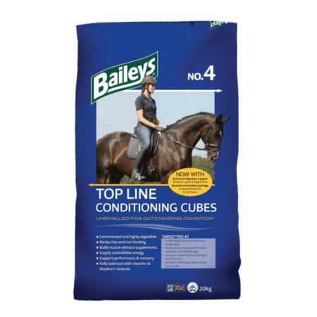 Baileys No. 4 Topline Cubes