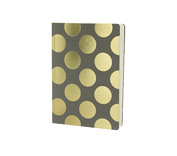 Go Shimmer A5 Notebook - Go Shimmer Stationery - Go Shimmer Notebook A5