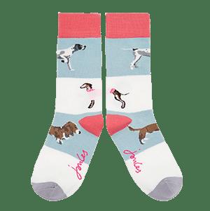 Joules Brill Bamboo Ladies Socks - Joules Brill Bamboo Hosiery Socks