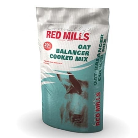 Red Mills Oat Balancer Cooked Mix
