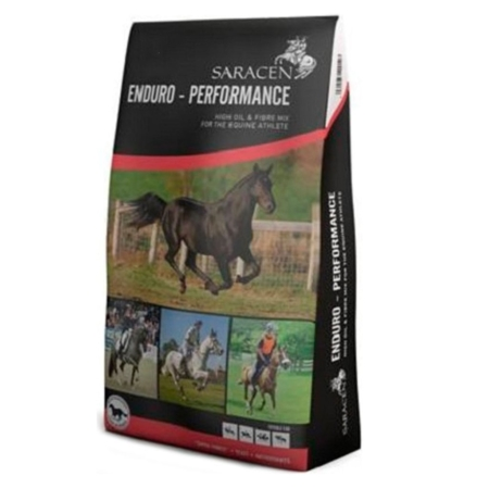 Saracen Enduro Performance Horse Feed - Wadswick Country Store Horse Feeds