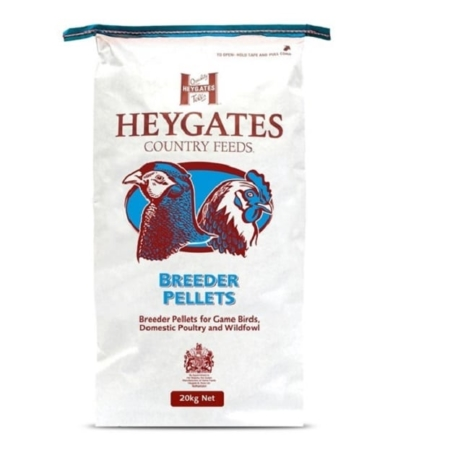 Heygates Game And Poultry Breeder Pellets-18%