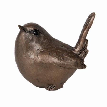 Frith Bronze Garden Bird