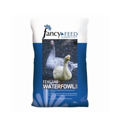 Fancy Feeds Fenland Waterfowl Pellets