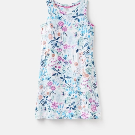 Joules Ava Printed Dress