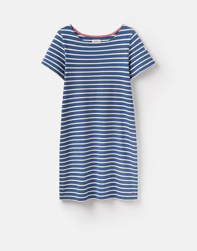Joules Riviera Jersey Dress Wadswick