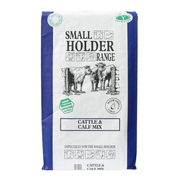 Small Holder Range Feed- Cattle & Calf Mix