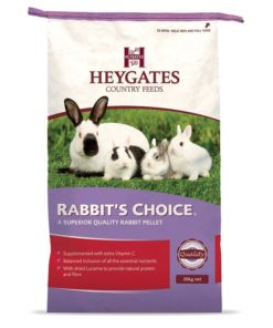 Heygates Rabbit Choice Pellets