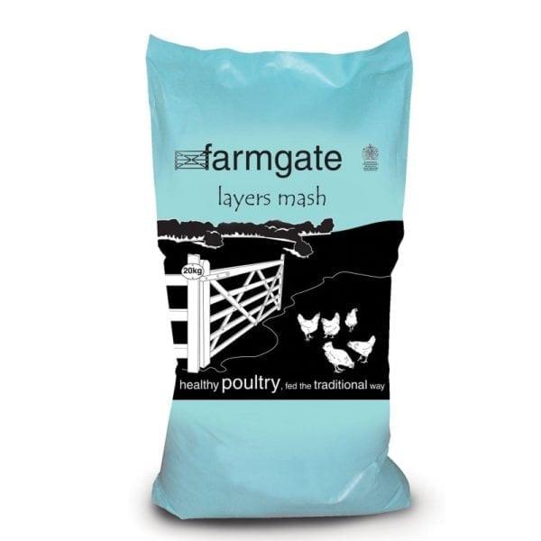 Farmgate Layer Mash