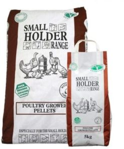 Small Holder Range Feed-Poultry Grower Pellets