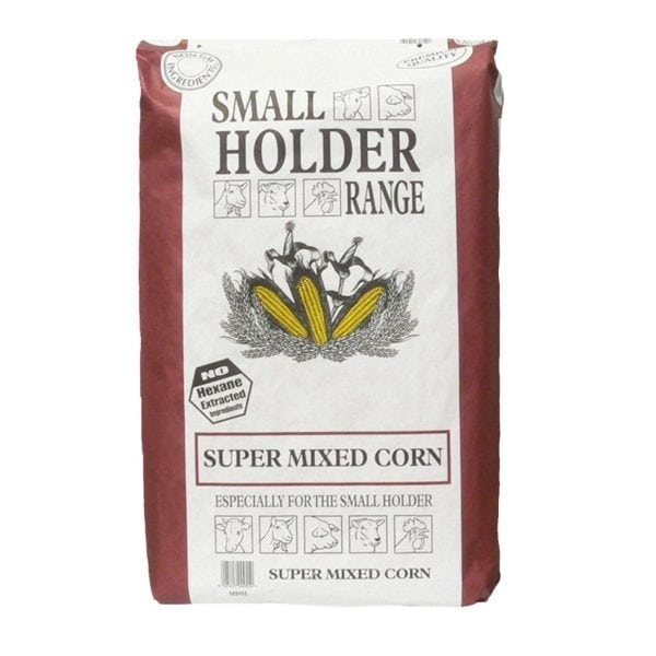 Small Holder Range Feed-Super Mixed Corn