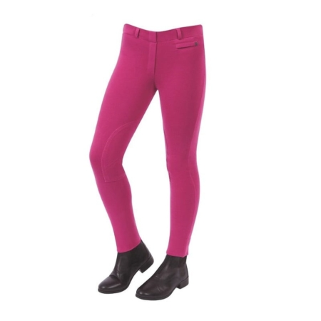 Dublin Supafit Pull On Knee Patch Jodhpurs
