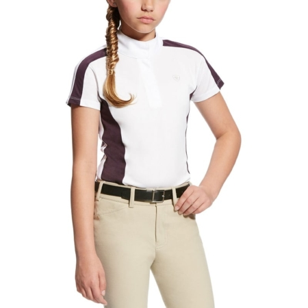 Ariat Girls Aptos Colourblock Show Top