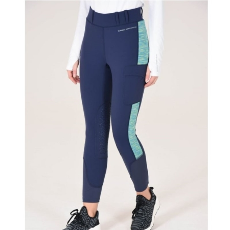 Noble Balance Riding Tights - Tahoe