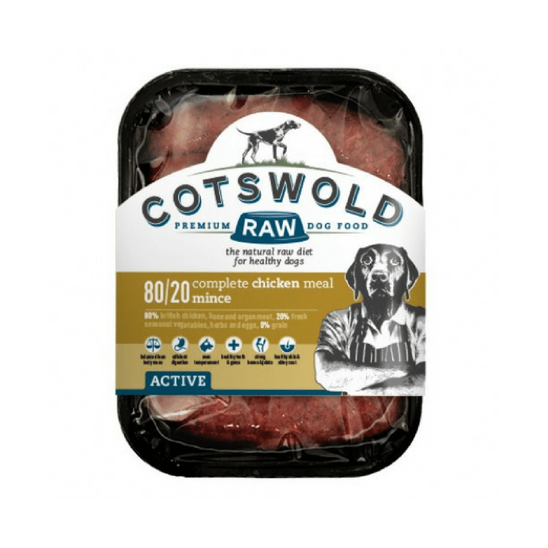 Cotswold Raw 80/20 Active Mince Chicken