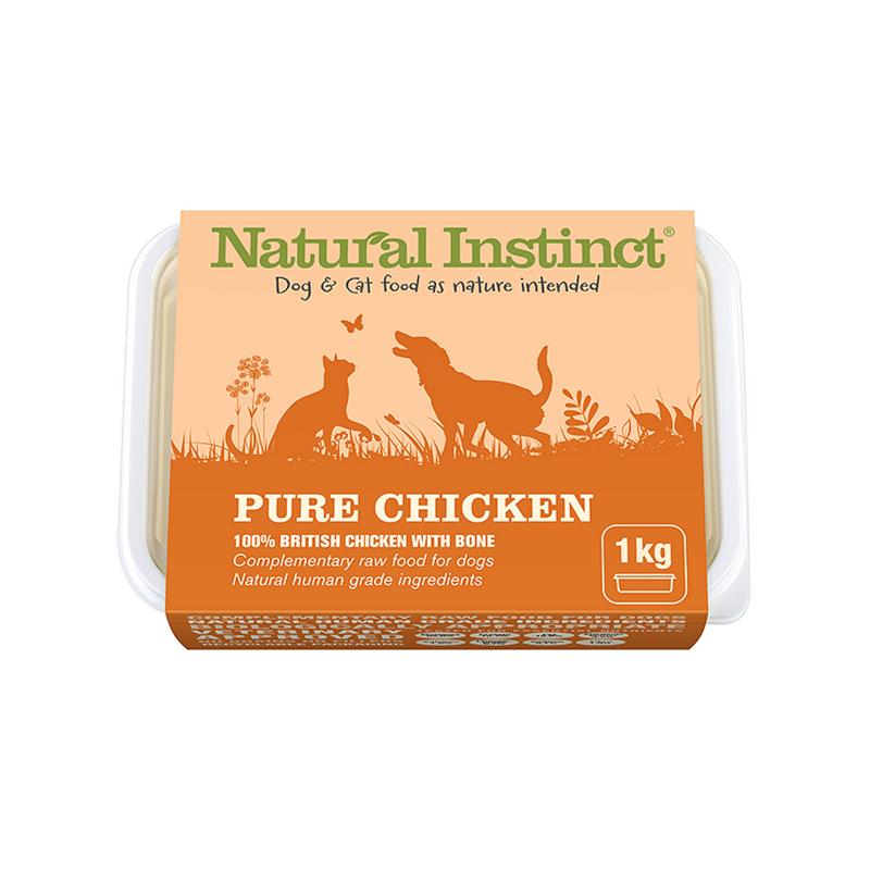 Natural Instinct Pure Chicken