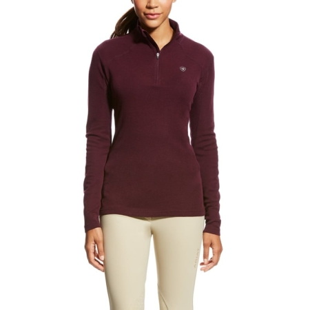 Ariat Cadence Wool 1/4 Zip Beatroute