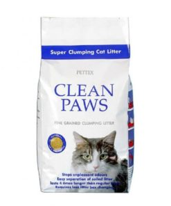 Pettex Clean Paws Cat Litter