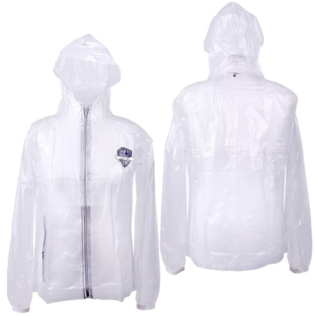 QHP Raincoat Transparent