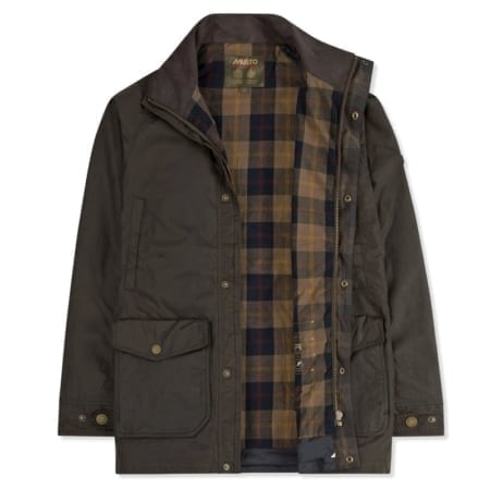 Musto Holkham BR2 Oil Cloth Jacket