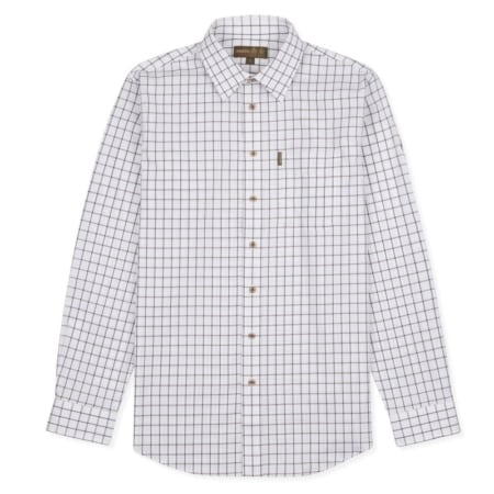 Musto New Twill Check Shirt