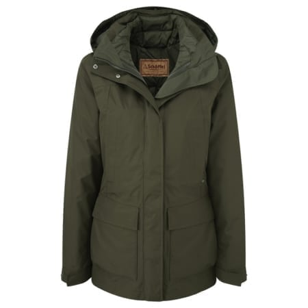 Schoffel Langham 3 in 1 Coat