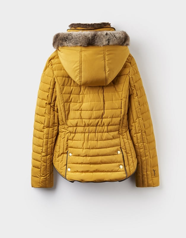 luxury aesthetic clients first differently Joules Gosling Padded Jacket in Caramel