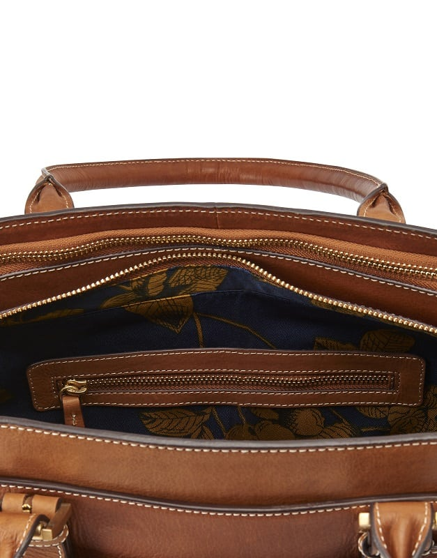 Joules Hathaway Leather Every Day Bag - Wadswick Country Store Ltd 27f2e79cc09c7