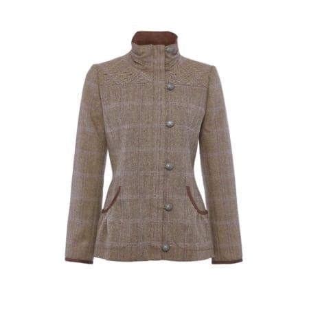 Dubarry Bracken Ladies Jacket in Woodrose