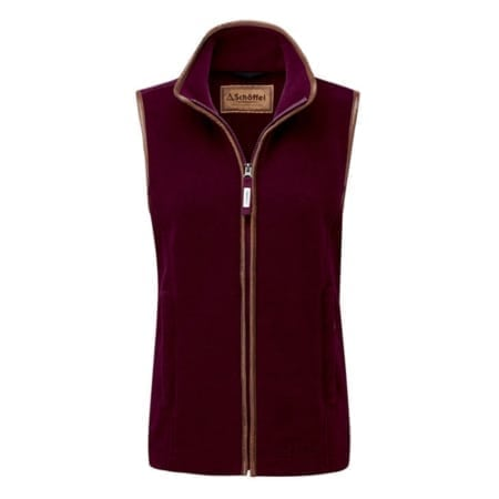 Schoffel Lyndon Gilet in Fig - Wadswick Country Store