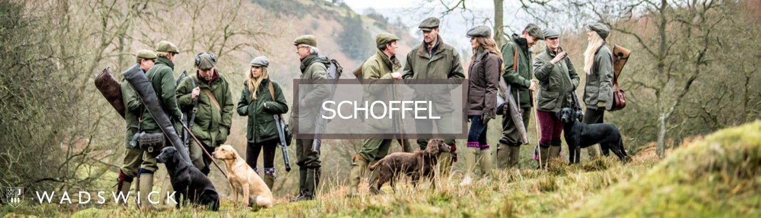 Schoffel brand page banner image