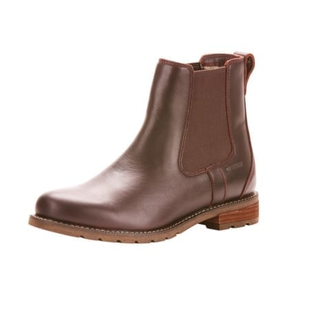 Ariat Wexford H20 in Cordovan short Boot