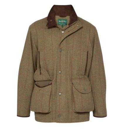 Alan Paine Combrook Fieldcoat in Sage