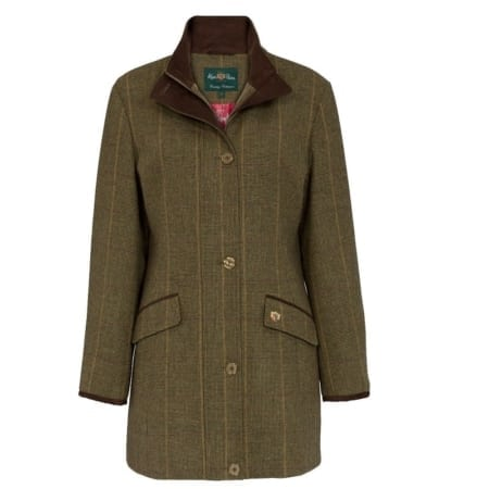 Alan Paine Combrook Tweed Field Jacket, Heather