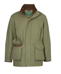 Alan Paine Combrook Fieldcoat in Lagoon